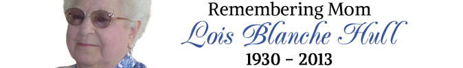 Blanche Hull Memorial
