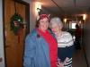 LBFOL Founder & President Marilyn Hull and an appreciative resident