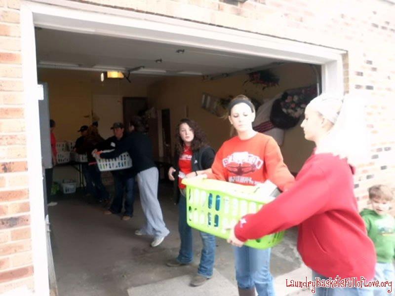 2012 Project Christmas Basket
