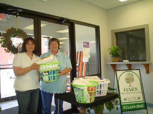 50th LBFOL delivered EP Nutrition Center 5-21-12