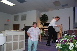 LBFOL Trinity Gospel... Donation 9-1-13