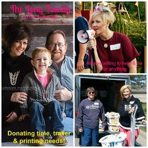 The Long Family-LBFOL February 2013 Volunteer Family
