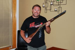 TDC 2014 gun raffle winner Jerrod H.