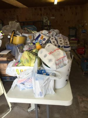 2015 Christian Church donations